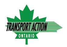 Transport Action Ontario